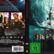 Geostorm (2017) R2 german DVD Cover