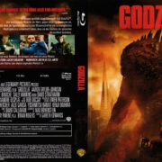 Godzilla (2014) R2 German Blu-Ray Cover