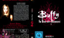 BUFFY IM BANN DER DAMONEN SEASON 4 (1999) R2 German DVD Cover & Labels