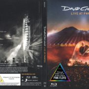 David Gilmour Live in Pompeii (2017) Blu-Ray Cover