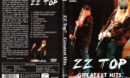 ZZ Top Greatest Hits (2004) DVD Cover