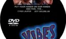 Vibes (1988) R1 Custom DVD Label