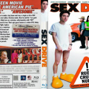 Sex Drive (2008) R2 Custom Blu-ray Cover