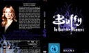 BUFFY IM BANN DER DAMONEN SEASON 6 (2001) R2 GERMAN DVD COVER & LABELS