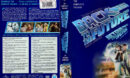 BACK TO THE FUTURE TRILOGY R1 DVD COVER & LABELS