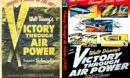 Victory Through Air Power (1943) R1 CUSTOM DVD COVER & LABEL