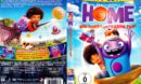 Home (2015) R2 German DVD Cover