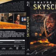 Skyscraper (2018) R2 German Blu-Ray Cover