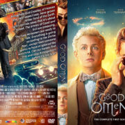 Good Omens: Season 1 (2019) R0 Custom DVD Cover