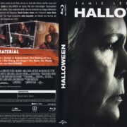 Halloween (2019) R2 German Blu-Ray Cover