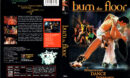 BURN THE FLOOR (2000) R1 DVD COVER & LABEL