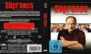 Die Sopranos Staffel 1 (2009) R2 german Blu-Ray Cover