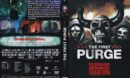 The First Purge (2018) R2 German DVD Cover