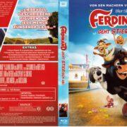 Ferdinand (2017) R2 German Blu-Ray Cover