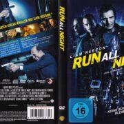 Run All Night (2015) R2 German DVD Cover