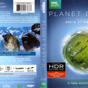 Planet Earth II (2016) R1 4K UHD Cover & Labels