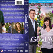 Good Witch - Season 5 (2019) R1 Custom DVD Cover & Labels