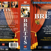 THE BRETTS (2003) R1 DVD COVER & LABELS