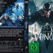 Venom (2018) R2 German DVD Cover