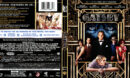 The Great Gatsby 3D (2013) R1 Blu-Ray Cover & Labels
