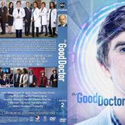 The Good Doctor - Season 2 (2018) R1 Custom DVD Cover & Labels