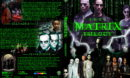 Matrix Trilogy Custom (1979) R1 Custom DVD Cover