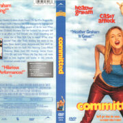 COMMITTED (2000) R1 DVD DVD COVER & LABEL