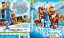 Die Schneekönigin 3 (2017) R2 German DVD Cover