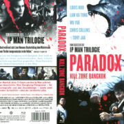 Paradox - Killzone Bangkog (2017) R2 german Blu-Ray Cover