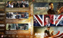 Olympus…London…Angel has Fallen Triple Feature R1 Custom Blu-Ray Cover