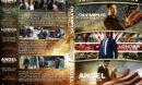 Olympus…London…Angel has Fallen Triple Feature R1 Custom DVD Cover