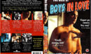 THE BEST OF BOYS IN LOVE R1 DVD COVER & LABEL