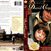 DAVID COPPERFIELD (2000) R1 DVD COVER & LABEL