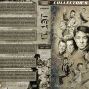 Jet Li Filmography - Collection 5 (1998-2003) R1 Custom DVD Covers