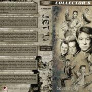 Jet Li Filmography - Collection 7 (2009-2012) R1 Custom DVD Covers