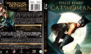 CATWOMAN (2004) R1 BLU-RAY COVER & LABEL