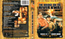 THE BRIDGE ON THE RIVER KWAI (1957)R1 DVD COVER & LABELS