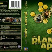 Planet of the Apes Anthology Vol. 1 (1967) Blu-Ray Cover