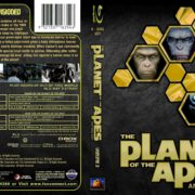 Planet of the Apes Anthology Vol. 2 (2001) Custom Blu-Ray Cover