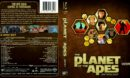 Planet of the Apes Anthology Vol. 3 (1975) Custom Blu-Ray Cover