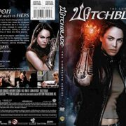 Witchblade The Complete Series (2001-2002) R1 Custom DVD Cover & Labels