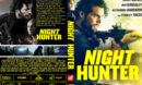 Night Hunter (2019) R1 Custom DVD Cover & Label