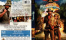 KING SOLOMON'S MINES (1985) R1 DVD COVER & LABEL