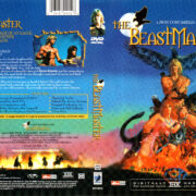 THE BEASTMASTER (1982) R1 DVD COVER & LABEL