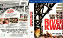 THE BRIDGE ON THE RIVER KWAI CE (1957) R1 BLU-RAY COVERS & LABELS
