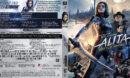 Alita - Battle Angel (2019) R2 German 3D 4K UHD Cover