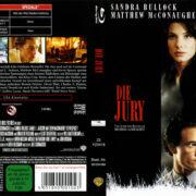 Die Jury (1996) R2 German Blu-Ray Cover