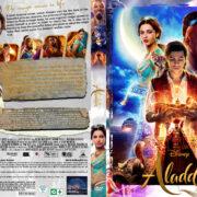Aladdin (2019) R1 Custom DVD Cover V3