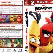 Angry Birds Collection R1 Custom Blu-Ray Cover