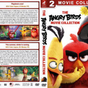 Angry Birds Collection R1 Custom DVD Cover